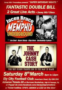 Jacen Bruce & The Memphis Underground