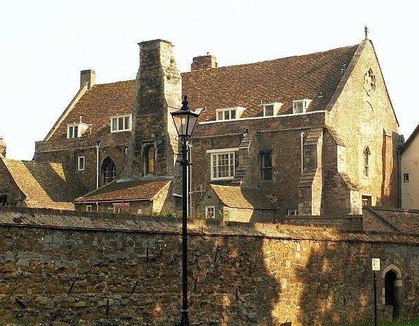Bishops House Ely