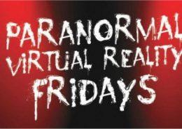 Paranormal Fridays