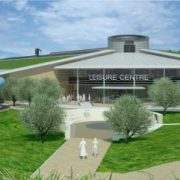 Ely new leisure centre