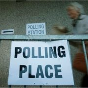 Ely polling station