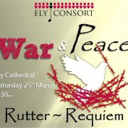 Ely Consort War and Peace