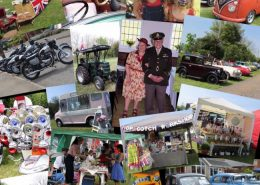 Aldreth Vintage and Craft Village Fair