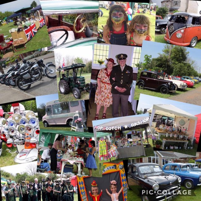 Aldreth Vintage and Craft Village Fair