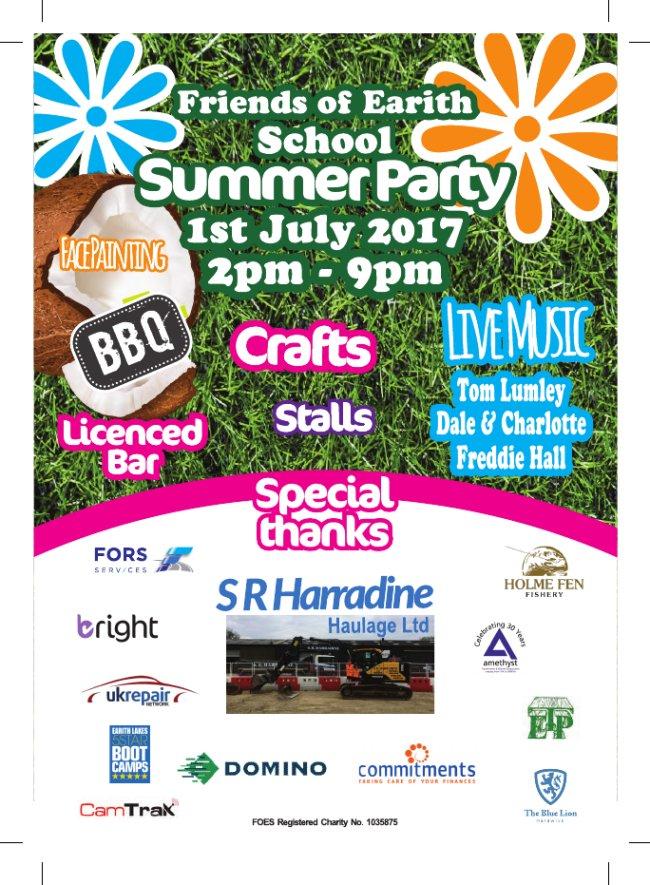 FOE Summer Event