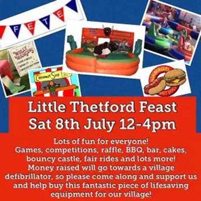 Little Thetford Village Feast