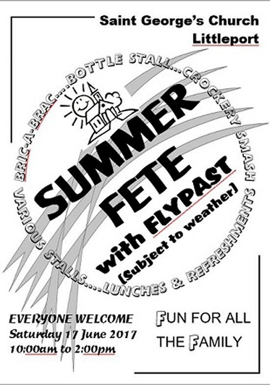 summer fete littleport