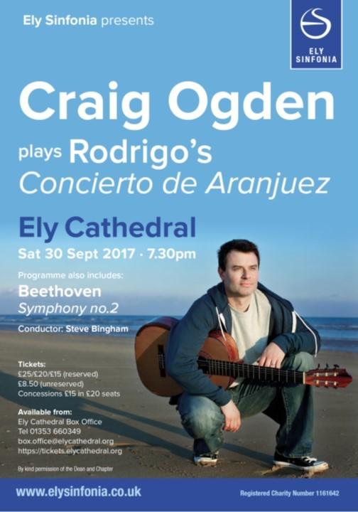 Craig Ogden Poster