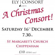 Ely Consort - A Christmas Concert