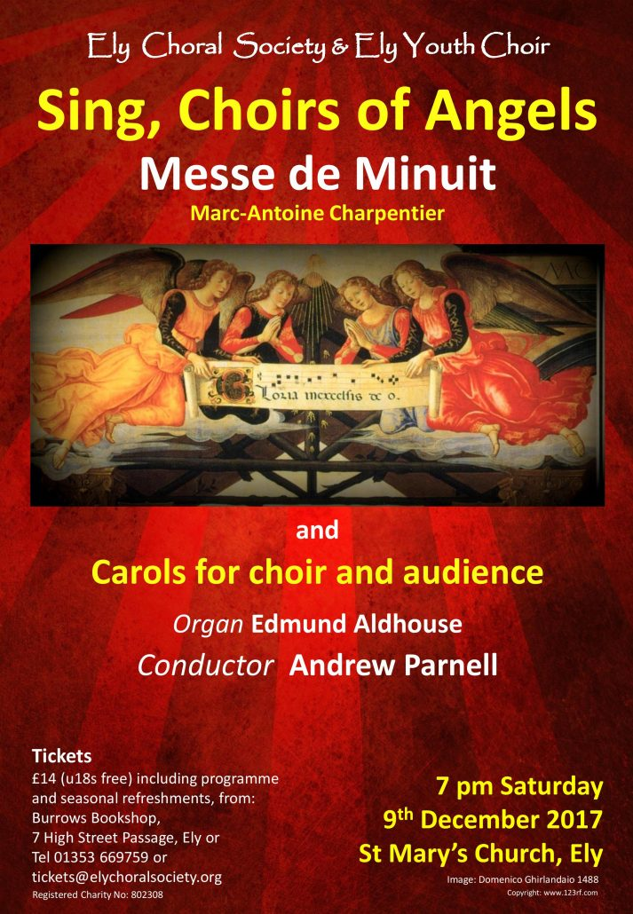 Ely Choral Society Christmas Concert