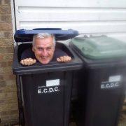 2nd blue bin