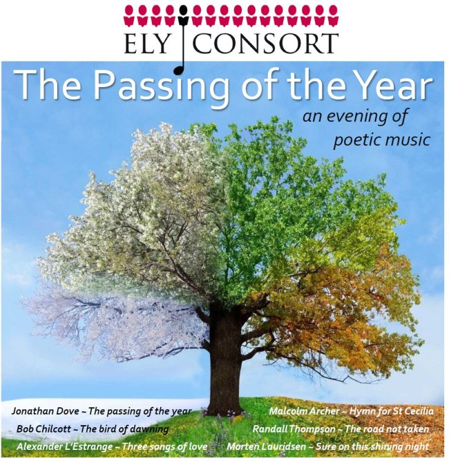 Ely Consort - The Passing Of The Year