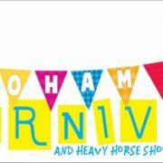Soham Carnical & Heavy Horse Show 2018