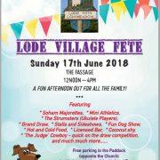 Lode Village Fete