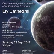 Ely Sinfonia The Planets