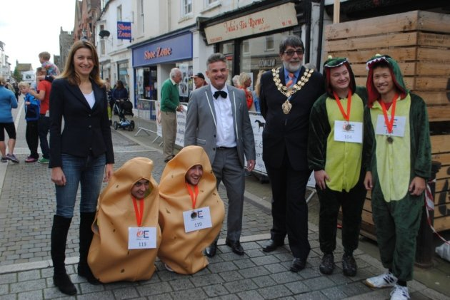 Ely Potato Race 2018