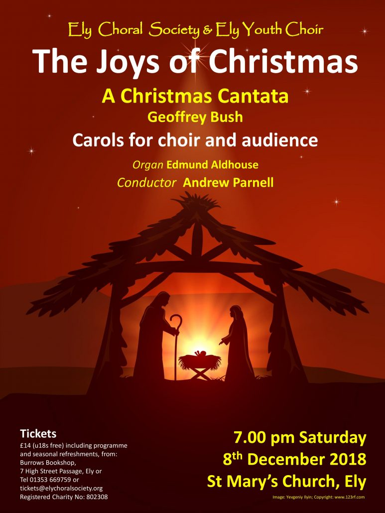 Ely Choral Society - The Joys Of Christmas